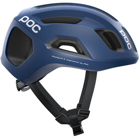 POC Ventral Air Spin Helmet lead blue matt